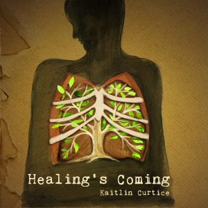 Healing's Coming Cover Art